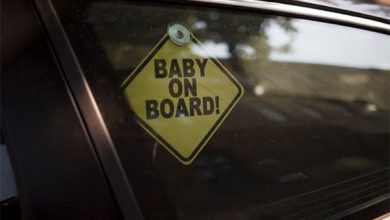 Photo of Baby-On-Board and AI Autonomous Cars