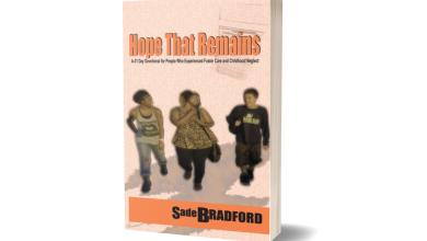 Photo of Author Sade Bradford-Bond gives away free copies of debut book for National Foster Care Month