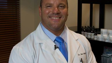 Photo of Don A. Salyer, DC, a Chiropractor with Capital Chiropractic Center