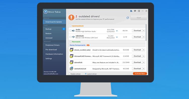 Driver Updater Software-296e6922